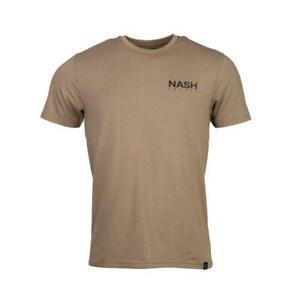 Nash Elasta-Breathe T-Shirt Green / Carp Fishing Clothing