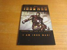 Iron Man: I Am Iron Man! #1 2010 Marvel Trade Paperback TPB Comic Book