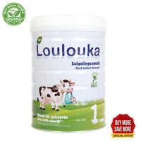 Loulouka Stage 1 Organic (Bio) Infant Milk Formula (900g) 1, 3, 4, 6, 8 box