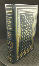 The Grapes of Wrath John Steinbeck Easton Press 20th Century Leather Collectors