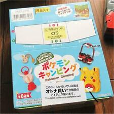 Re-Ment Pokemon Camping Miniature Figure Full set Complete Rare Pikachu #10555