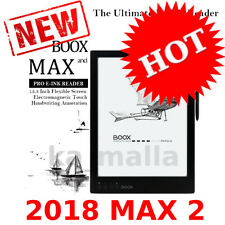 """ONYX BOOX MAX 2 CARTA e-Book Reader Amazon Kindle DX style 13.3"""" e-ink Android 6"""