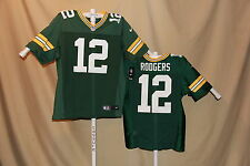 AARON RODGERS Green Bay Packers NIKE ELITE sewn #s JERSEY size 52 / 2XL NWT $250