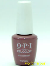 OPI GelColor Soak Off 15ml/0.5fl.oz GC F16-Tickle My France-Y