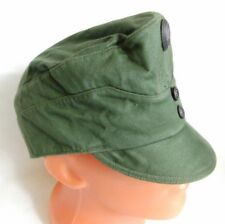 Vintage Hungarian Army Soft Visor Cap Hat Military Headwear Unused 53cm X-Small
