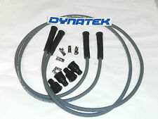 For Suz GSXR1100W 93-98 DYNA performance ignition leads,caps,Use with Dyna coils