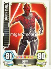 Darth Maul  #085 - Force Attax Serie 3