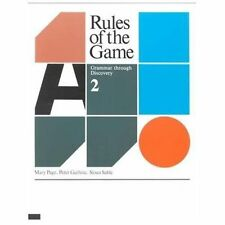 Rules of the Game 2 by Mary Page, Peter Guthrie, Sloan Sable