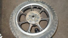 1980 Kawasaki LTD440 LTD KZ 440 K259 rear rim wheel 16""
