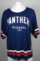 Florida Panthers Touch Women's 3/4 Sleeve Jersey Style T-Shirt NHL M XL