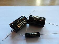 Mundorf Bipolarer Elko rau der Baureihe ECap AC Audio Coupling RAW 68 µF