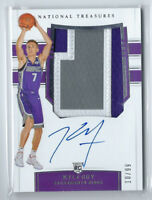 KYLE GUY 2019-20 NATIONAL TREASURES RPA JERSEY PATCH AUTO RC AUTOGRAPH #/99