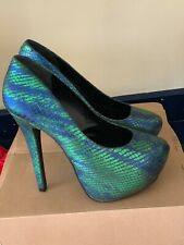 Office size 4(37) high heel platform courts
