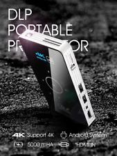 Home Projector WIFI Mini 4K Cinema Movie theater Projector  Full Hdmi Portable