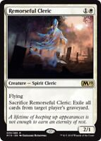 Remorseful Cleric x4 Magic the Gathering 4x Magic 2019 mtg card lot