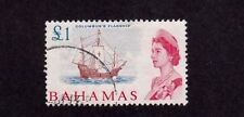 Colony Used Single Bahamian Stamps (Pre-1973)