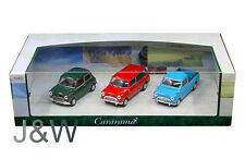 Cararama Morris Mini 3 Cars Set 1 43 35310