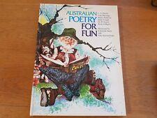 australian poetry for fun / HB C.J. Dennis, Joan Mellings, Banjo Paterson, Irene