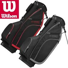 Wilson Carry Golf Club Bags with Dividers Systems