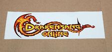 Drakensang Online promo Sticker very Rare