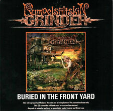 Rumpelstiltskin Grinder- Buried in the Front Yard CD (RELAPSE) PROMO- OOP