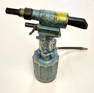 """Huck 245 Rivet Gun with 1/4"""" blind bolt nose - Fully tested and Guaranteed"""