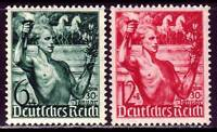 THIRD REICH 1938 mint MNH Rise to Power Anniversary stamp set! CV $24.00