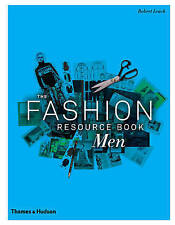 New The fashion resource book : men /anglais [Paperback] [Mar 17, 2014] Leach, R