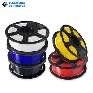 Flashforge 3D Printer Filament PLA PRO 1.75mm 0.6kg/1kg Spool Tape Consumables
