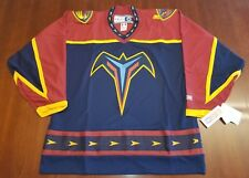 Atlanta Thrashers Vintage CCM NHL Hockey Jersey Throwback NEW