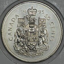 CANADA 50 CENTS 1995 in MS