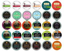 50 K Cup Variety Pack - Tea Variety Pack - At Least 10 Different Flavors