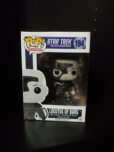 Funko Pop #194 Locutus of Borg Star Trek The Next Generation