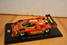 Spark 1/43 1988 March 86G Buick #30 Lime Rock G. Moretti & M. Roe (New in Box)