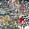 Large Lot Of Antique Vintage Mixed Buttons Enamel Bakelite Glass Bells MIlitary