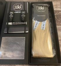 "Zala keratin clip on hair extensions- 20"", Blonde, 5pc"