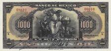 Mexico, Banco de México 5 - 1000 Pesos, 1925 - 1934, P.21 - P.27, REPRODUCTION