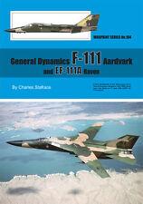 F-111 Aardvark and EF-111A Raven (Warpaint No 104)