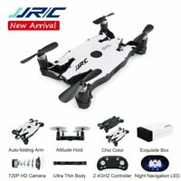 JJR/C JJRC H49 SOL Ultrathin Wifi FPV Selfie Drone 720P Camera Auto Foldable Arm