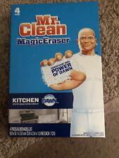 Mr. Clean Magic Eraser Kitchen With Dawn 4 Pads