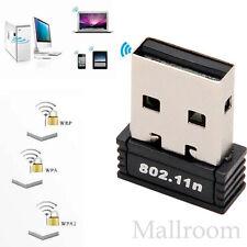 Wireless 150Mbps USB Adapter WiFi 802.11n Network Lan Card USB WLAN Adapter NEU