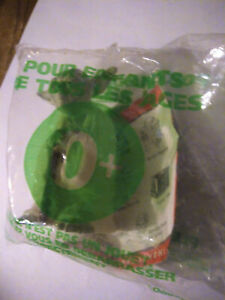 Vintage Taco Bell 1996 Star Wars Toy Yoda New In Sealed Package