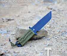 Factory X Knives - Tactical Low Profile Tanto Knife Still sealed! Low Profile!