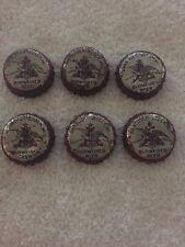 Vintage ANHEUSER BUSCH BUDWEISER Beer Bottle Caps Crown Cork