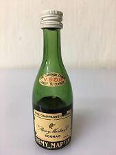 Raro Mignon Miniature Remy Martin Fine Champagne Cognac VSOP Vintage Evaporato