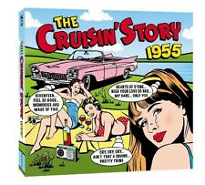 CRUISIN' STORY 1955   RAY CHARLES/THE CHARMS//ELVIS PRESLEY/+  2 CD NEW+