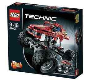 LEGO Technic 42005: Monster Truck  BRAND NEW