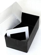Box Scatola/Scatolina Archiviazione Porta Dia/Diapositive Nera