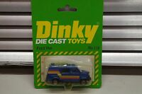 DINKY MATCHBOX SIZE  No 119 FORD VAN IN ORIGINAL PACKAGING