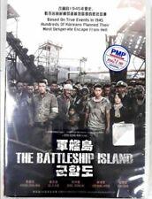 The Battleship Island Korean Movie DVD with Good English Subtitle